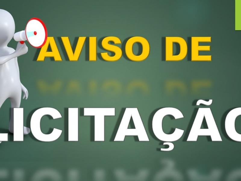 AVISO DE LICITAÇÃO PREGÃO PRESENCIAL N.º 01/2021